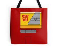 Blaster - Transformers 80s Tote Bag