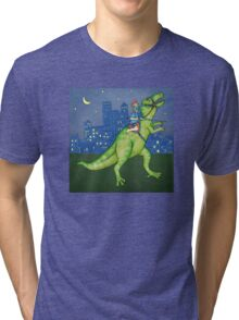 Adventure of the Knight Tri-blend T-Shirt