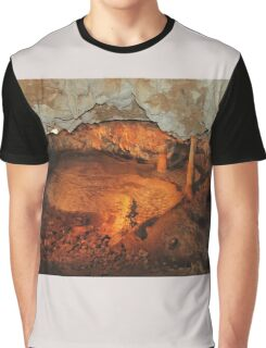 Tranquil Caves Graphic T-Shirt