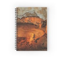 Tranquil Caves Spiral Notebook