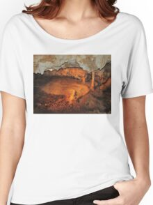 Tranquil Caves Women's Relaxed Fit T-Shirt
