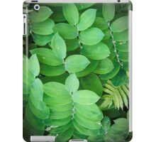 World of Leaves II iPad Case/Skin