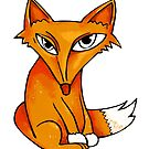 Orange FOX by rafo