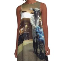 Beauty & the Beast A-Line Dress