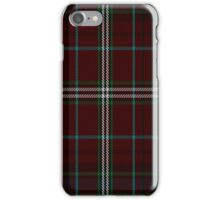 01022 Clifford Clan/Family Tartan iPhone Case/Skin