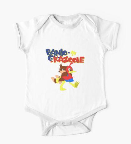 Banjo-Kazooie: FIM One Piece - Short Sleeve