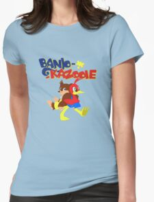 Banjo-Kazooie: FIM Womens Fitted T-Shirt
