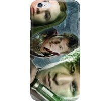 DOCTOR WHO : THE DOCTOR, AMY & RORY iPhone Case/Skin