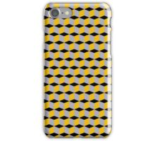 Cubes pattern iPhone Case/Skin
