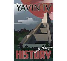 Travel: Yavin IV Photographic Print