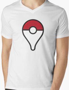 Pokemon GO - PokeGoPin - Pokémon GO Pin - PokeGo Mens V-Neck T-Shirt