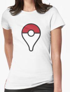 Pokemon GO - PokeGoPin - Pokémon GO Pin - PokeGo Womens Fitted T-Shirt