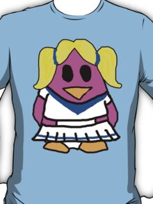 Cheerleader Penguin T-Shirt