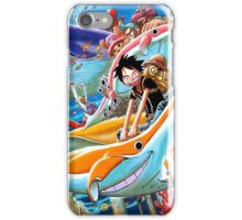 ONE PIECE #07 iPhone Case/Skin