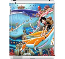 ONE PIECE #07 iPad Case/Skin
