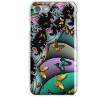 Butterfly Reunion iPhone Case/Skin
