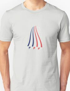 Jets with Stars and Stripes Unisex T-Shirt
