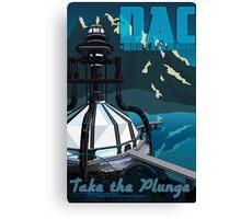 Travel: Mon Calamari Canvas Print