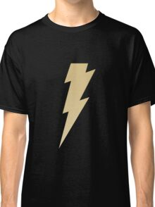 Golden thunderbolt Classic T-Shirt