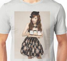 TaeYeon SNSD Girls Generation KPOP Unisex T-Shirt