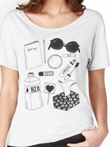 Crybaby Survival Kit Women's Relaxed Fit T-Shirt
