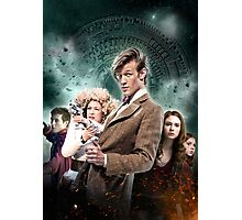 DOCTOR WHO : THE PANDORICA OPENS Photographic Print