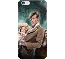 DOCTOR WHO : THE PANDORICA OPENS iPhone Case/Skin