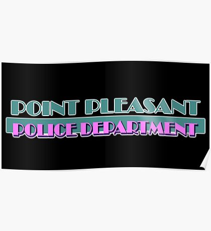 Point Pleasant Police Department - Jimmy Fallon Poster