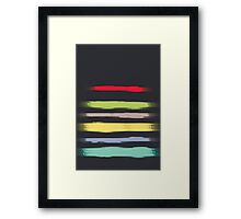 Don´t Move Framed Print