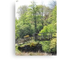 Yorkshire Countryside Canvas Print