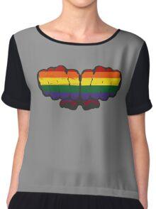 Equality! Chiffon Top