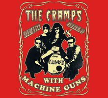 The Cramps (Bikini Girls) Vintage Unisex T-Shirt