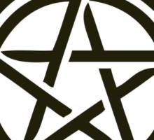 Anti Demon Possession Symbol Sticker