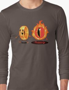 The Ring & Sauron Long Sleeve T-Shirt