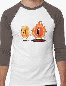 The Ring & Sauron Men's Baseball ¾ T-Shirt