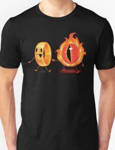 The Ring & Sauron Unisex T-Shirt