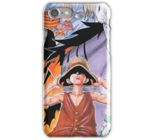 ONE PIECE #03 iPhone Case/Skin