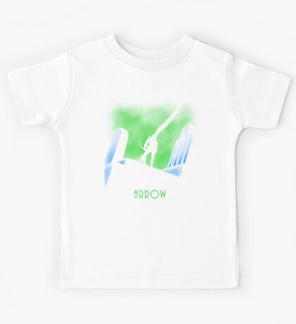 Arrow The Animated Series Kids Clothes
