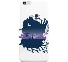howls moving castle iPhone Case/Skin