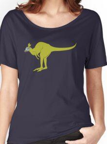 Kanga Women's Relaxed Fit T-Shirt