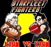 Kahn vs Kahn by spikeani