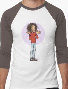 Odessa Aidan Men's Baseball ¾ T-Shirt