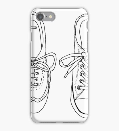 Chique and sneak  iPhone Case/Skin