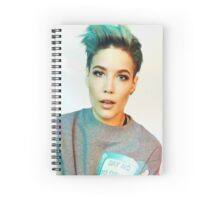 Halsey Spiral Notebook