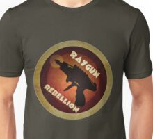 Logo - Vintage Scifi Raygun Unisex T-Shirt