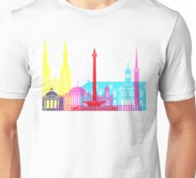 Jakarta skyline pop Unisex T-Shirt