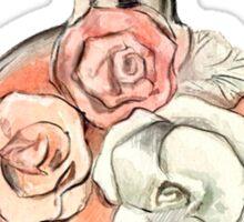 Valentino fragance Sticker