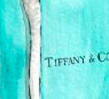 Bag Tiffany & Co. Sticker