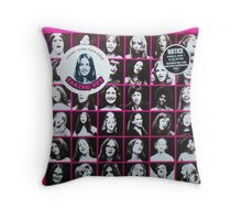 Taking off Milos Forman design Throw Pillow