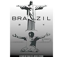2014 Brazil World Cup Photographic Print